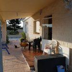 Parcela con casa y garaje a 1 km casco urbano Campello