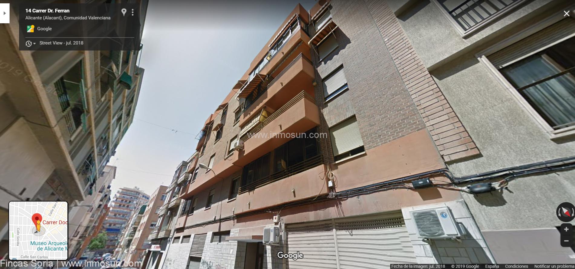 14 Carrer Dr  Ferran - Google Maps